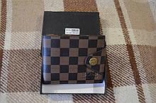 Кошелек коричневый Hugo Boss