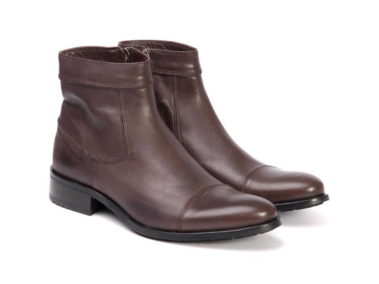 Ботинки Etor 9983-5754 коричневые