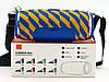 JBL Charge 3 Zap mini A+ в стилі xtreme, портативна колонка з Bluetooth FM MP3, жовте з синім, фото 5