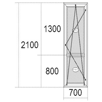 Вікна Steko R-500