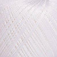 Пряжа YarnArt Iris Белый