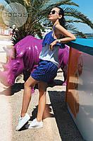 Костюм женский двухцветный от производителя, фото 1