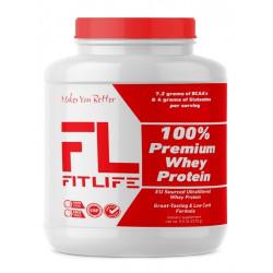 Протеїн FitLife 100% Premium Whey Protein 2270 g