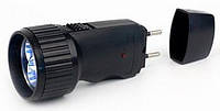 Фонарик светодиодный, аккумуляторный Космос 528 original