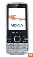 Мобильный телефон Nokia S3 китайская копия, кнопочный телефон на 2 SIM карты в металлическом корпусе