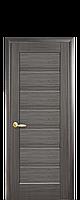 Дверь межкомнатная   Линнея  ПВХ   grey глухая