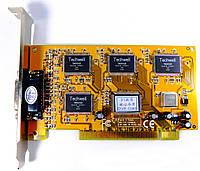 Карта видеонаблюдения 4-х канальная DVR TW6802B