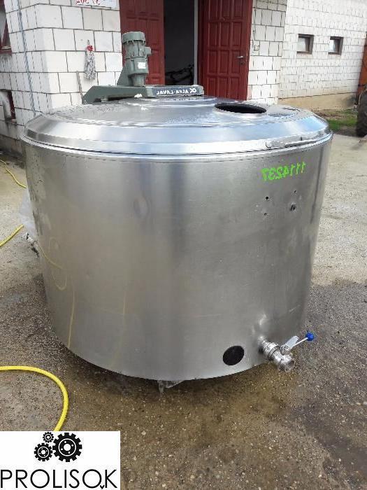 Танк охладитель 640 л