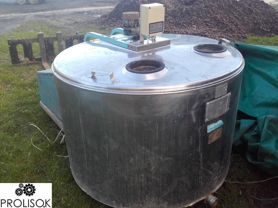Танк охладитель 660 л