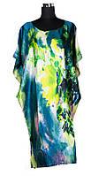 Женское платье большой размер В5399