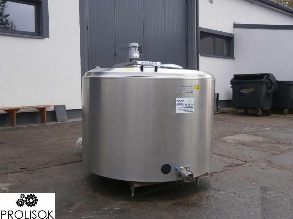 Танк охладитель 680 л