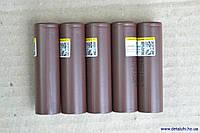 Литий-ионная аккумуляторная батарея LG 18650 Hg2 3.7 В
