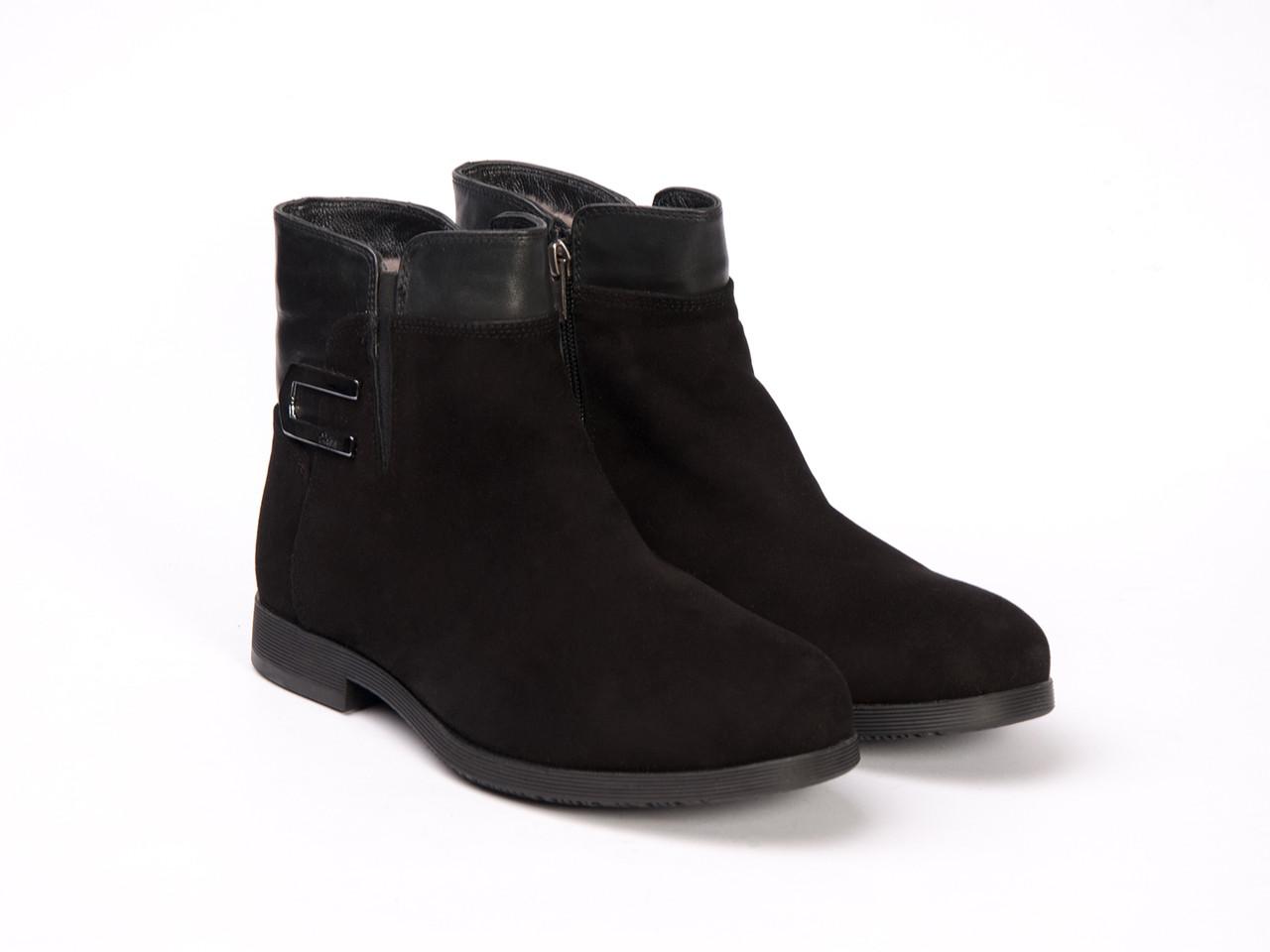 Ботинки Etor 10149-07056 черные