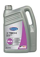 Синтетическое моторное масло Comma Xtech 5w-30 5л (1л, 20л)