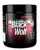 Предтренировочный комплекс ActivLab - Black Wolf (300 гр)