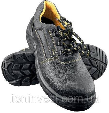 Полуботинки (туфли) рабочие со стальным подноском BRYES-P-SB