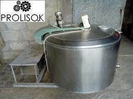 Охолоджувач молока 760 л