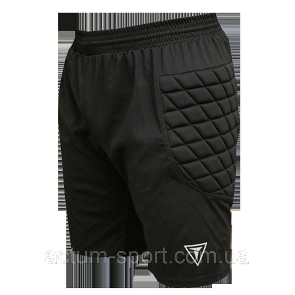 Вратарские шорты Universal Titar Черный, XL