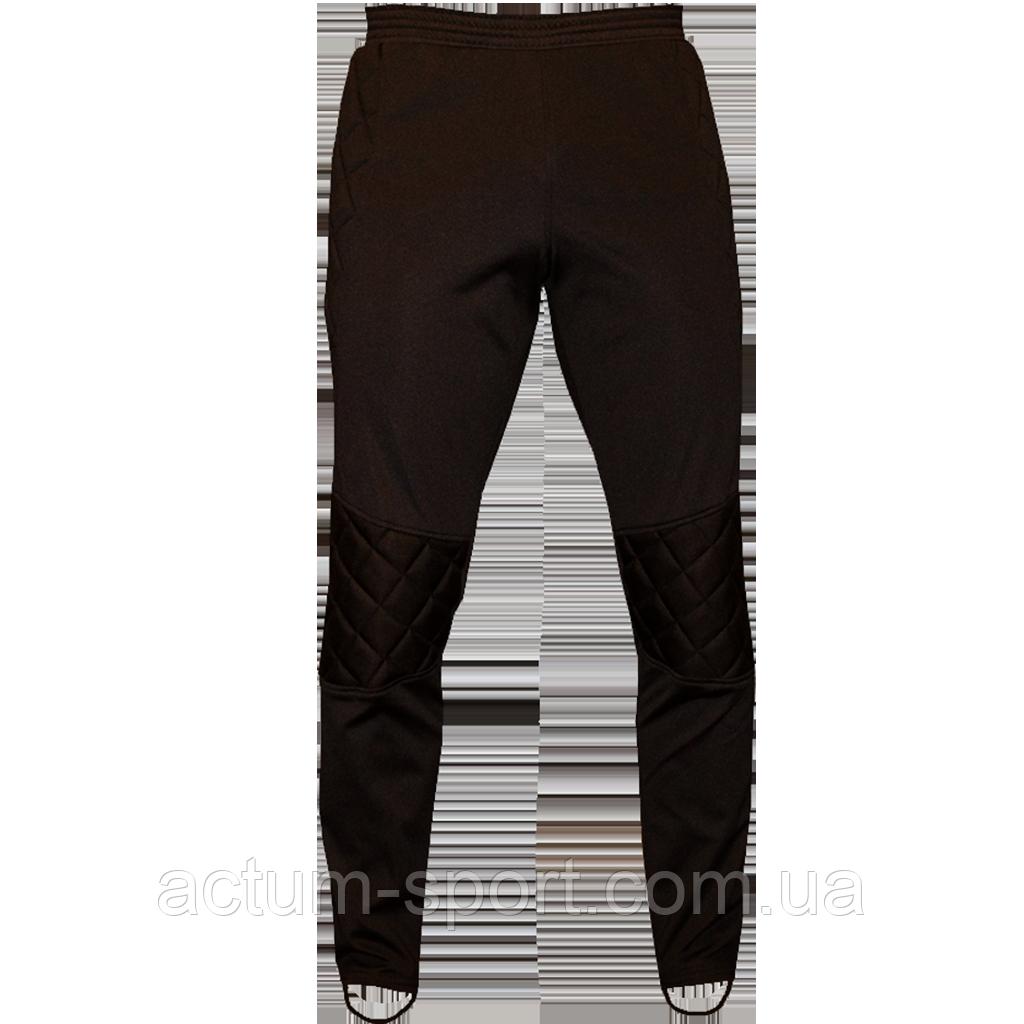 Вратарские штаны Standart Titar черный, XXS