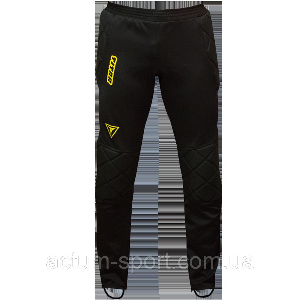Вратарские штаны Prestizh Titar черный, L