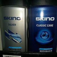 Шампунь-гель для душа Skino for men 3в1, 400 мл