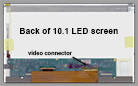 Экран (матрица) для Fujitsu FMV-BIBLO LOOX M/G30W2
