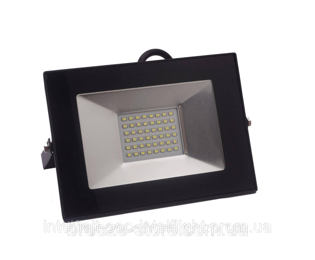 Светодиодный LED прожектор матричный SMD AVT2-IC 50W mini