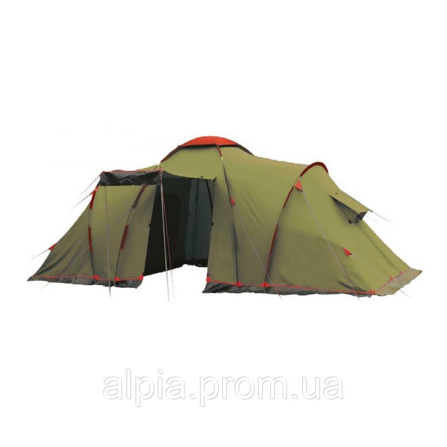 Шестиместная кемпинговая палатка Tramp Castle 6 ТLT-028