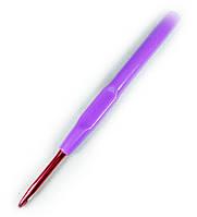 Крючок для плетения из резинок 4.0 mm Фиолетовый (SKD-0244)