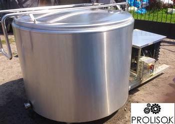 Оборудование для охлаждения молока 880 л