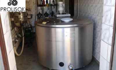 Охладитель молоко 920 л