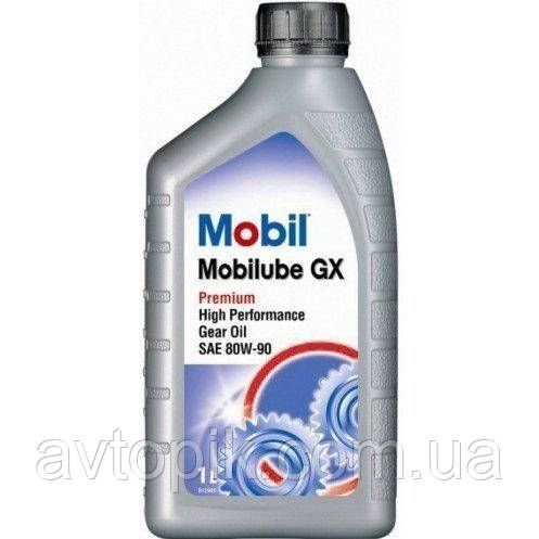 Трансмиссионное масло Mobil 1 Mobilube GX 80W-90 (1л.)