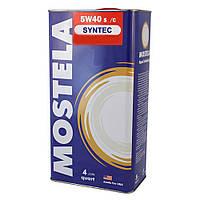 Моторное масло Moller Estertec 5W-40 (4л.)