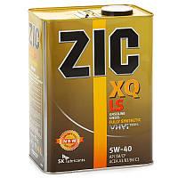 Моторное масло ZIC XQ LS 5W-40 (4л.)
