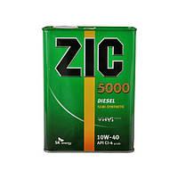 Моторное масло ZIC 5000 10W-40 (4л.)