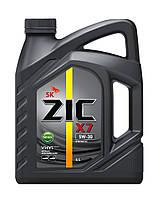 Моторное масло ZIC X7 Diesel 5W-30 (4л.)