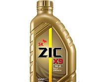 Моторное масло ZIC X9 5W-40 (1л.)