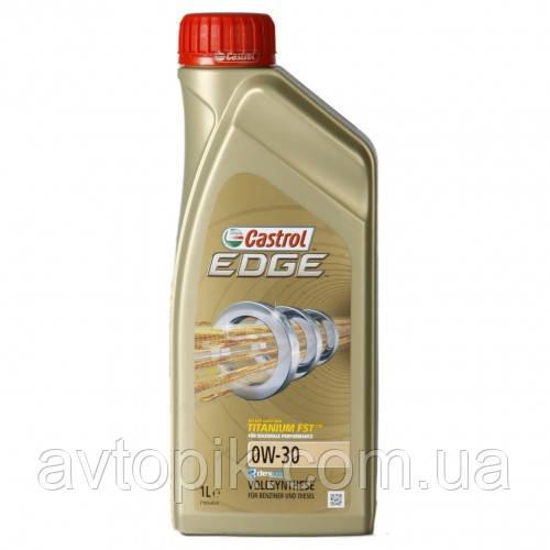 Моторное масло Castrol EDGE Titanium A5/B5 0W-30 (1л.)