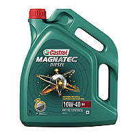 Моторное масло Castrol Magnatec Diesel B4 10W-40 (5 л.)