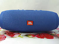 Колонка JBL 3 (Синяя), фото 1