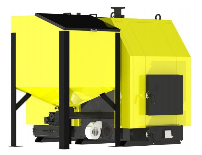 Промышленные пеллетные котлы KRONAS PROM COMBI (КРОНАС ПРОМ-КОМБИ) 400 кВт