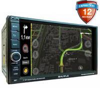 Копия Мультимедийный центр SHUTTLE Android SDUA-7050 Black/Green MP5 ресивер