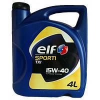 Моторное масло E-Tec STD 15W-40 (4л.)