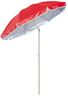 Зонт пляжный с наклоном 2 м х 1.65 м