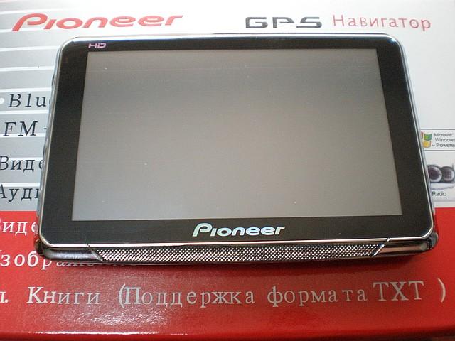 Навігація Pioneer TL8813HD