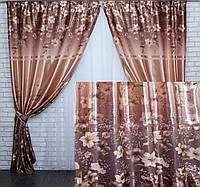 Модный шторы в комплекте  интернет магазин