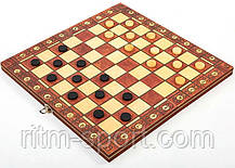 Шахматы Шашки Нарды (размер доски 39 х 39), фото 2