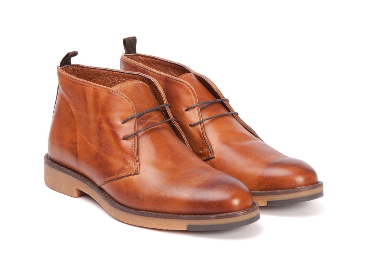 Ботинки Etor 10982-04507-3 рыжие