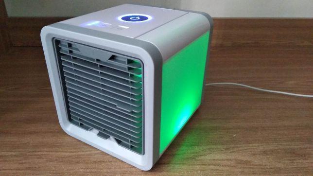 Портативный охладитель воздуха Air Cooler  (переносной мини кондиционер)