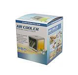 Портативный охладитель воздуха Air Cooler  (переносной мини кондиционер), фото 7